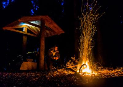 pristresek-v-temnem-lese-kaluzneho