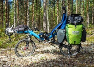 Lehokolo AZUB a vodotěsné brašny a vybavení od německé firmy ORTLIEB