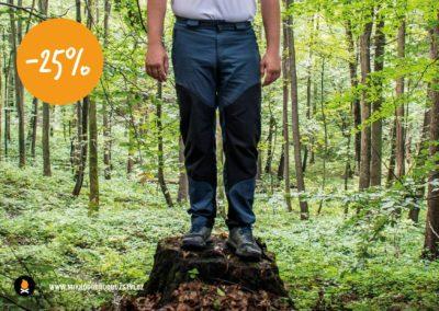 specialni nabidka hanibal outdoor kalhoty